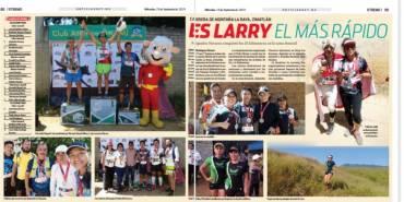 Trail La Raya Zimatlán 2019 4a. Edición Resultados y Fotos