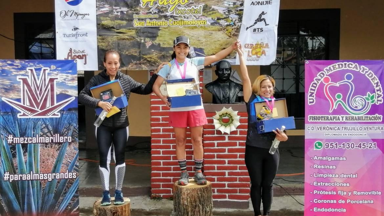 Ultra Trail Deportes Hugo Ixcotel Cuajimoloyas – Resultados y Fotos