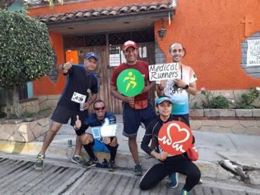 Carrera Urban Trail Medical Runners 6º Aniversario – RESULTADOS Y FOTOS