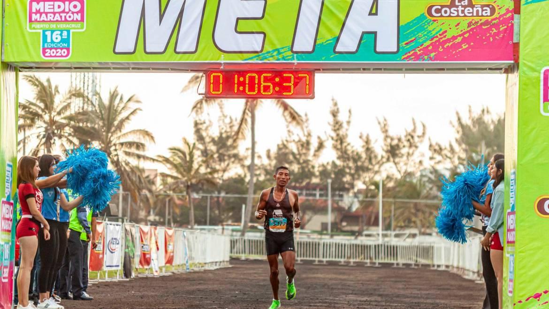 Medio Maratón Puerto de Veracruz 2020 – Fotos y Resultados #MMPV2020
