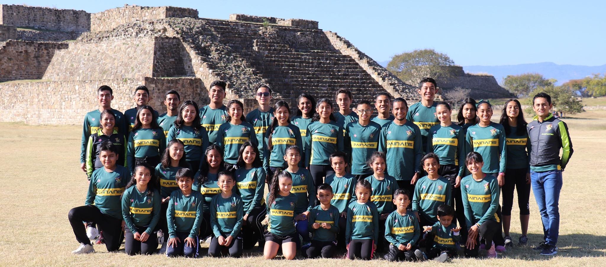 Club de Atletismo Painanis - Oaxaca